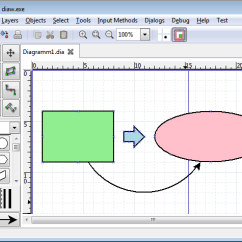 Best Tool To Draw Diagrams Electric Desk Fan Wiring Diagram Dia Draws Your Structured Free Windows Mac Os X And Linux