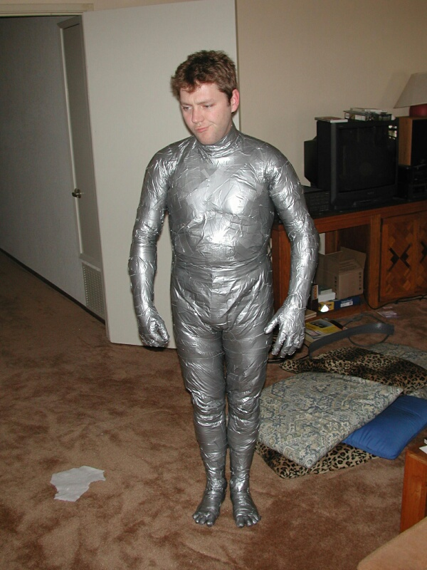 The Ultimate Duct Tape Dummy DTD