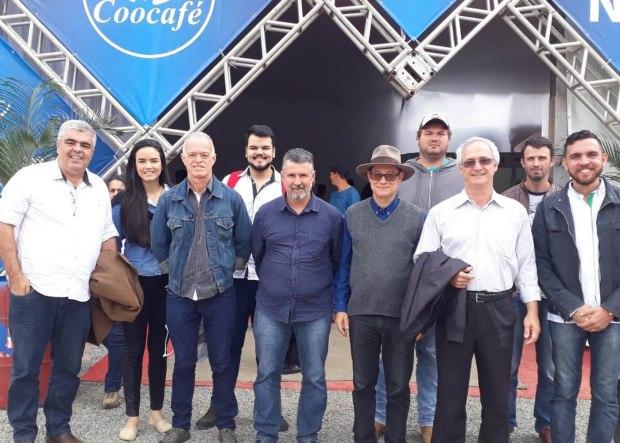 Cachoeiro divulga ExpoSul e agro local em feira de MG