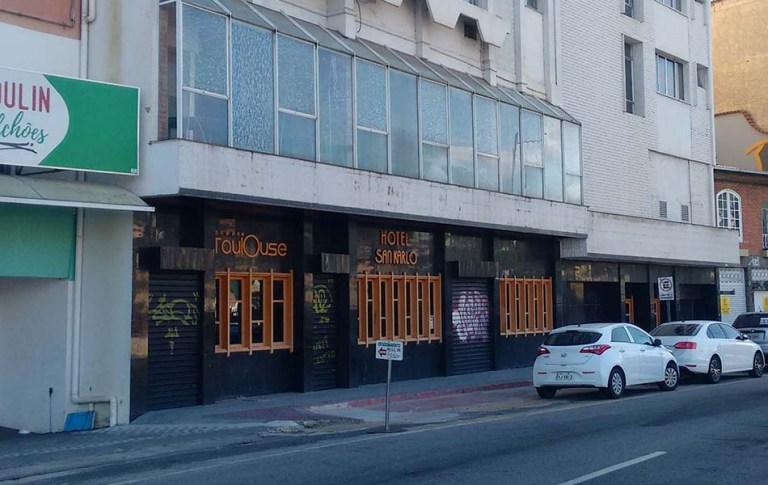 Antigo hotel San Karlo não será mais a sede da Prefeitura de Cachoeiro