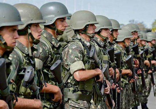 Exército Brasileiro abre 1,1 mil vagas para Escola de Sargento de Armas