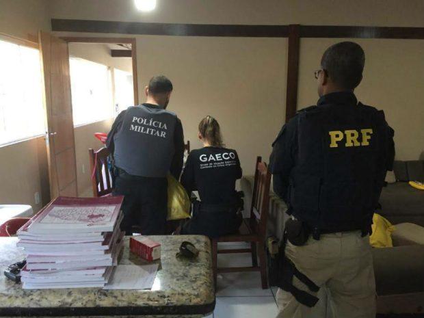 Chefe da Ciretran de Marataízes preso por suspeita de fraude é solto