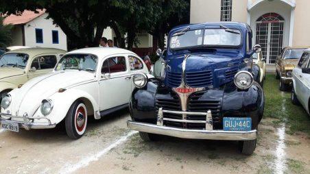 Encontro de Fuscas e Carros Antigos 4