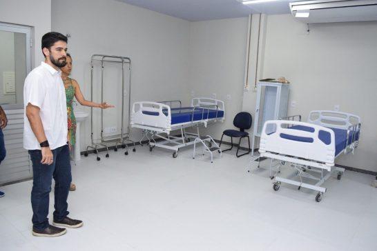 Paulo Pereira Gomes vai ser reaberto na próxima terça em Cachoeiro