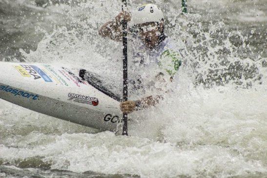 Ibitirama sedia última etapa do Brasileiro de Canoagem