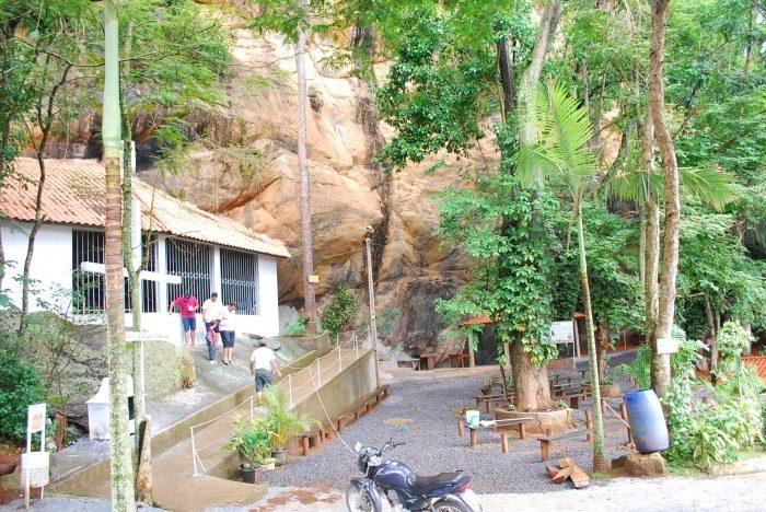 Santuário de Água Santa de Iúna se prepara para receber fiéis