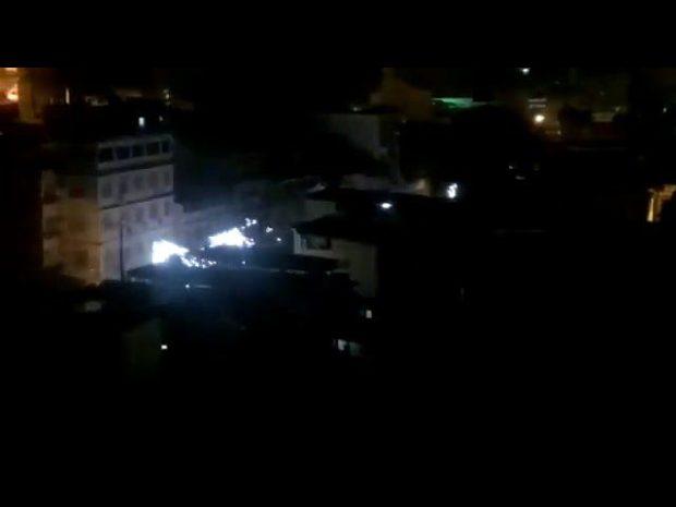 Estouros na rede elétrica assustam moradores em Cachoeiro