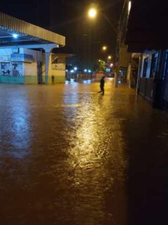 Chuva São José do Calçado 2