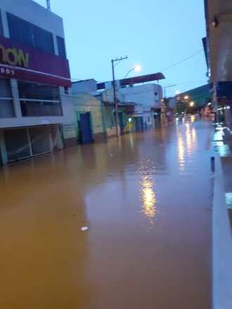 Chuva São José do Calçado 4