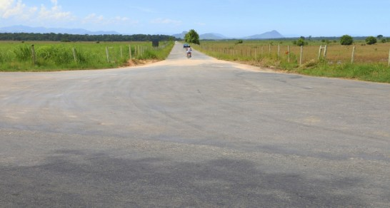 Após reparos na pista, Rodovia do Penedo é liberada