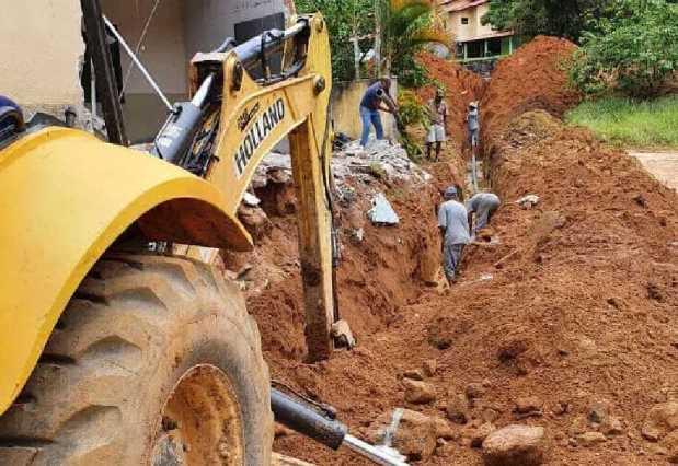 Abastecimento de água é restabelecido em Vargem Alta