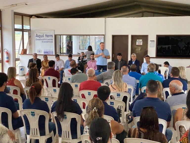 Casagrande anuncia ação para zerar fila de consultas médicas