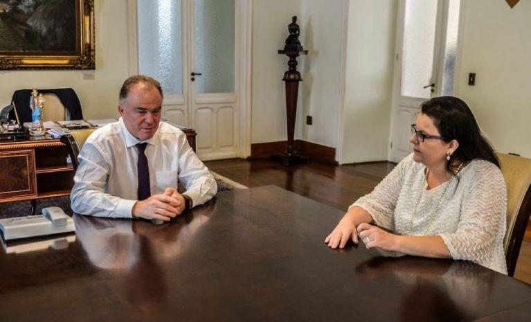 Luciana Andrade é a nova procuradora-geral de Justiça