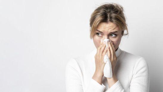 Veja diferenças entre alergias e sintomas do coronavírus