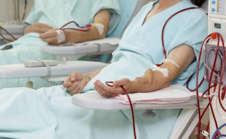 Alerta para riscos de doença renal em ação na praça