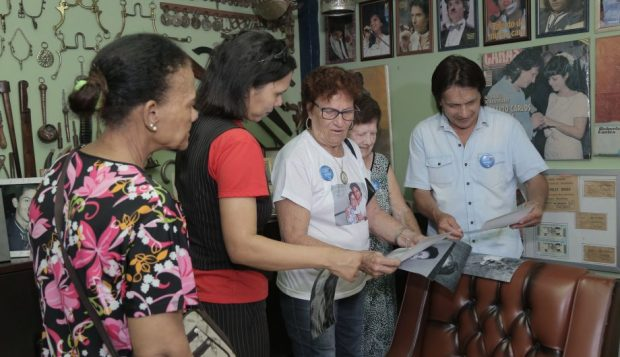 Aniversário de Roberto Carlos terá city tour afetivo em Cachoeiro
