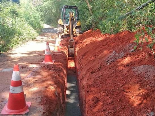 Rede de água de 5 km vai substituir carros-pipa em Conduru
