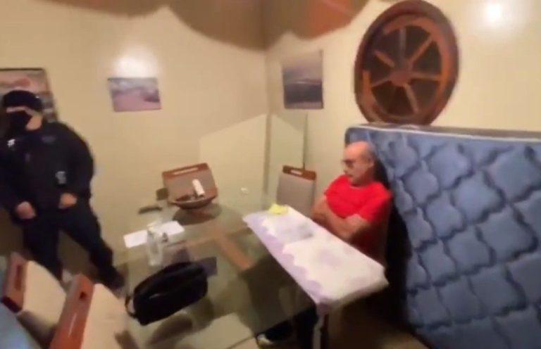 Queiroz é preso em casa de advogado da família Bolsonaro