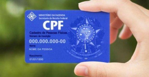 Estudantes do Estado terão de ter CPF para matrícula e rematrícula