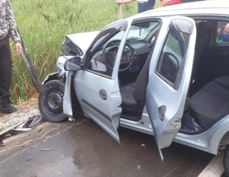Morre uma das vítimas do acidente envolvendo dois veículos em Soturno