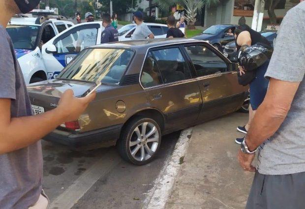 Polícia procura por acusado de matar motorista em briga de trânsito