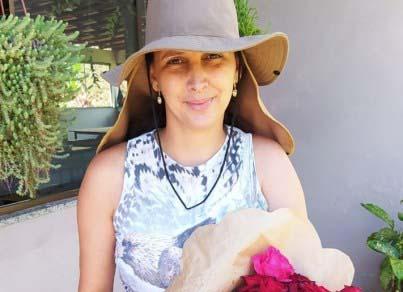 Produtora de Dores do Rio Preto é destaque em cultivo de rosas