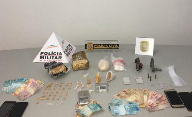 Polícia Civil do Espírito Santo prende em Minas Gerais dois suspeitos de assassinato