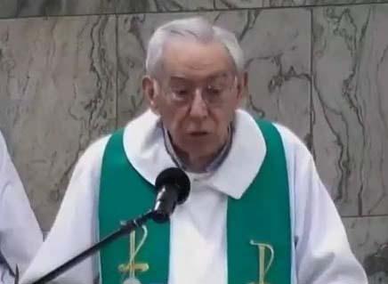 Morre Frei João, da Paróquia Nossa Senhora da Consolação, em Cachoeiro