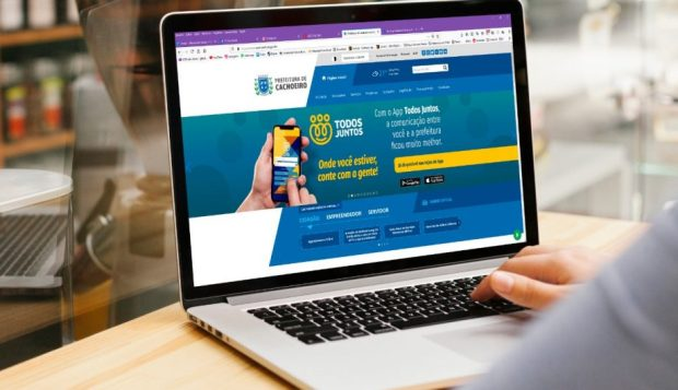 Cachoeiro oferece serviços on-line para evitar ida aos setores públicos