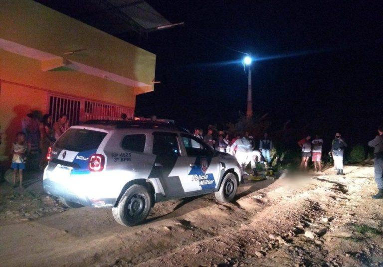 Rapaz é assassinado após briga com mulher em distrito de Guaçuí