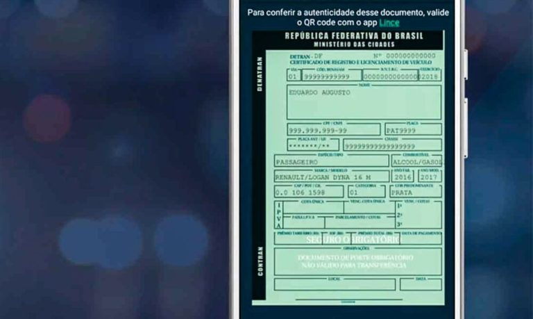 Contran autoriza digitalização de documentos de registro de veículos