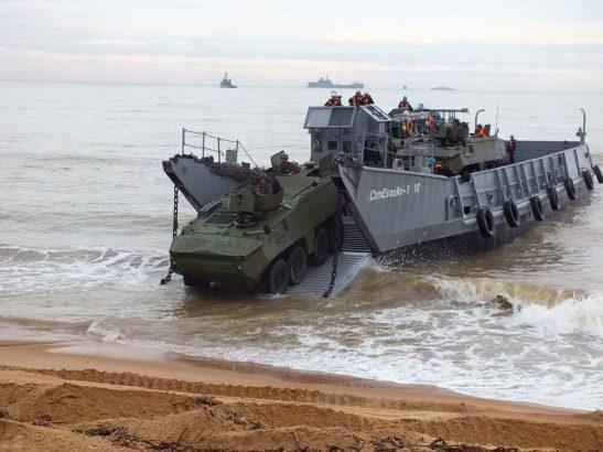 Marinha abre inscrições para fuzileiros navais a partir de fevereiro