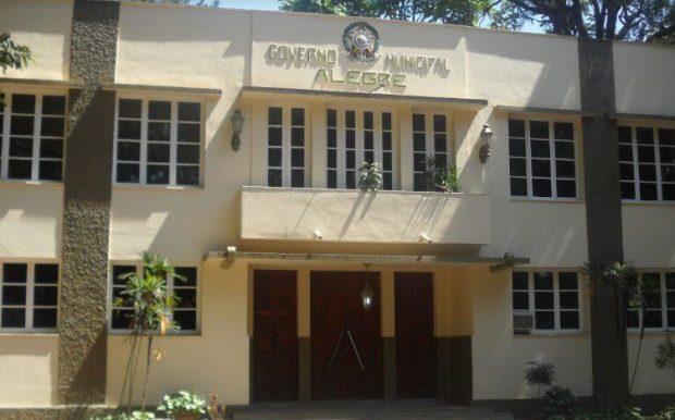 Prefeitura de Alegre abre processo seletivo para contratação de servidores