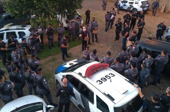 Dezesseis detidos no Sul do ES em operação contra o tráfico de drogas