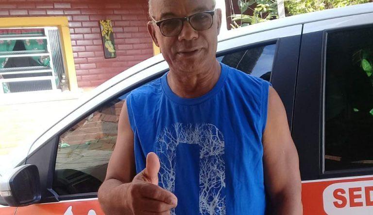 Taxista de Marataízes é enterrado quatro meses após seu assassinato