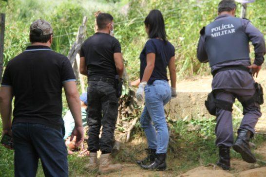"""""""O fim é cadeia ou cemitério"""", diz pai de homem morto a tiros em Mimoso do Sul"""