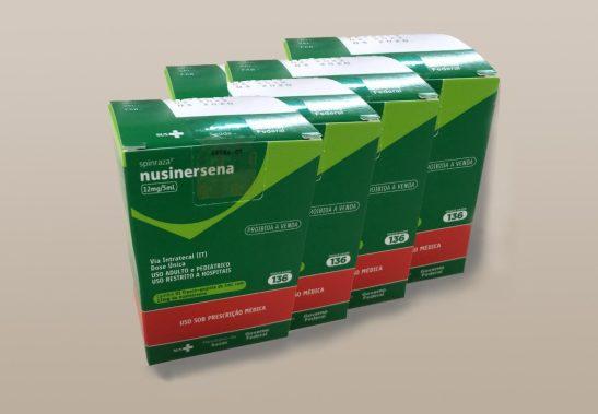 Farmácia Cidadã Estadual de Cachoeiro entrega medicamento que custa R$ 1,2 milhão