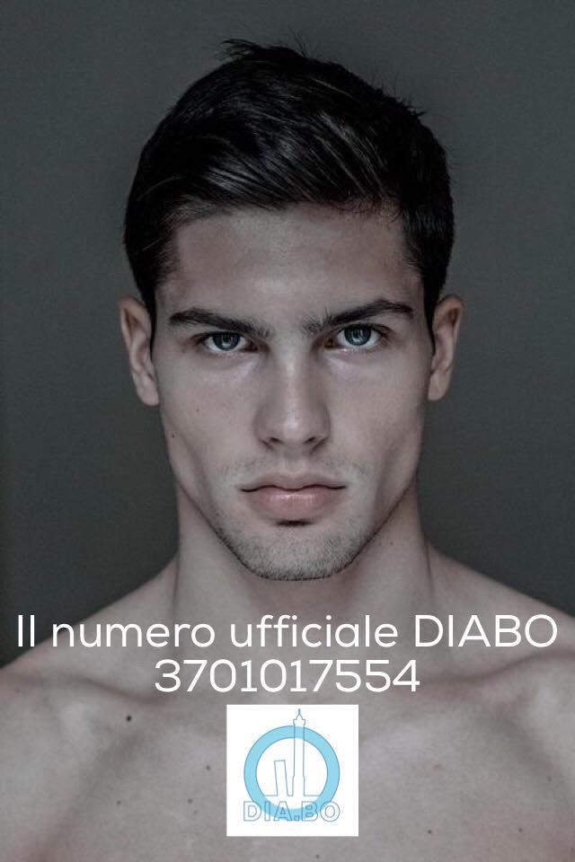 Il numero ufficiale #DIABO 3701017554