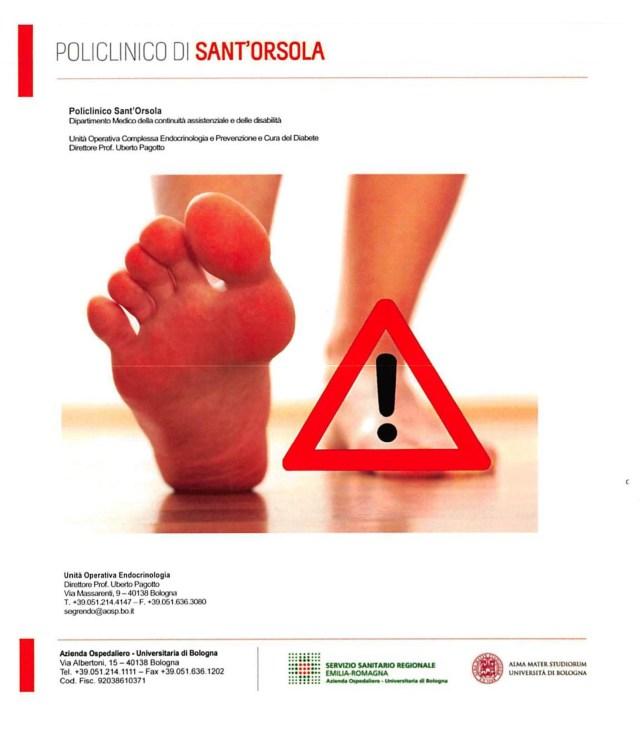 Corso Carboidrati e buona gestione del Piede