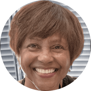 Dr Joan St John profile pictures for Diabetes Africa biography