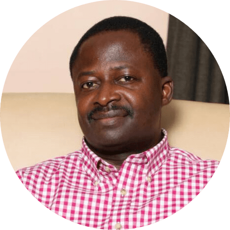 Olubiyi Adesina profile pictures for Diabetes Africa biography