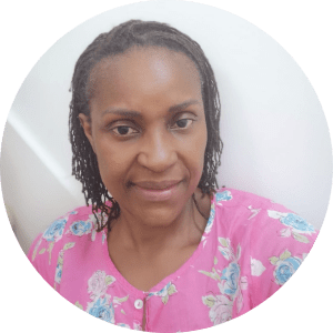 Efa Mortty profile pictures for Diabetes Africa biography