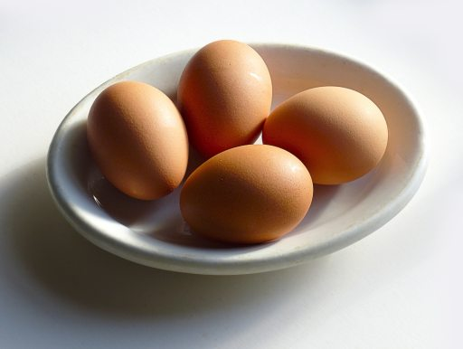 Eggs, the golden nugget of nutrition