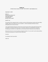 13 Maternity Leave Letter Template Samples - Letter Templates