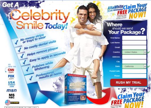 Alta White Teeth Whitening Review