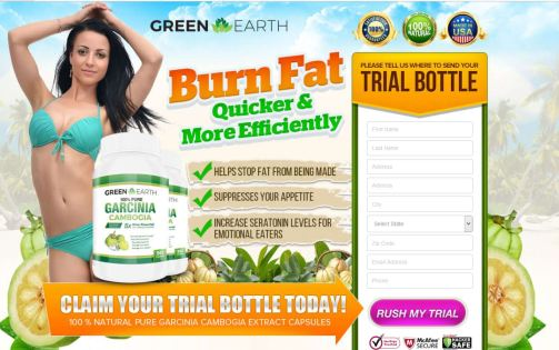 Green Earth Garcinia Cambogia Review