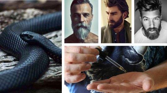 Black Marble Beard aldatmaca
