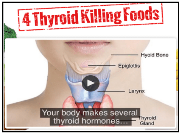 The 4-Day Thyroid Diet