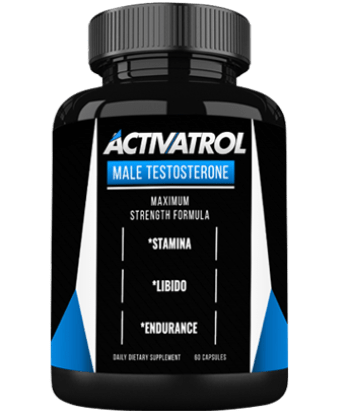 Activatrol Testosterone Male Enhancement scam