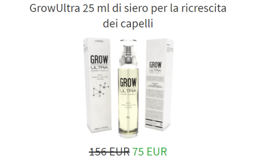 Grow Ultra Recensione